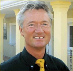 Helhetsmedisiner Alan Fjeldstrup
