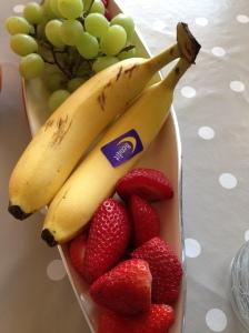 Bananer - vår nye bestevenn? Foto: Lena Borge