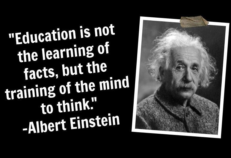 Albert Einstein utsagn