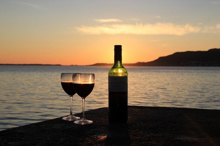 Et glass for helsen? Foto: Lena Borge