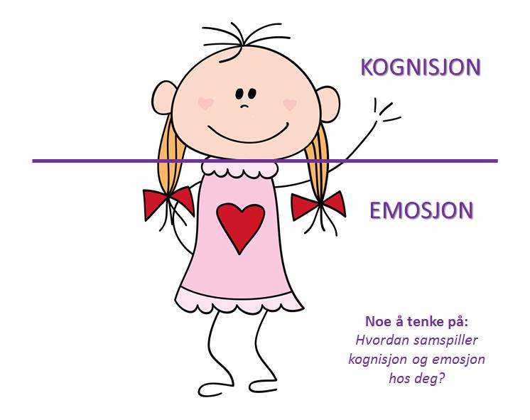 kognisjon og emosjon